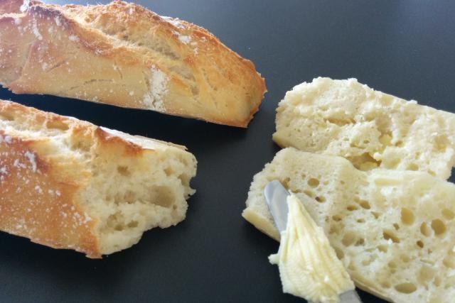 Baguette de pain magique - Mes Recettes au Cooking Chef