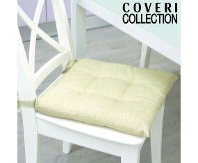 www.sconticasa.it  Cuscino denim  Marcato Coveri Collection  Colore Beige  Misure Lunghezza 40cm Larghezza 40cm
