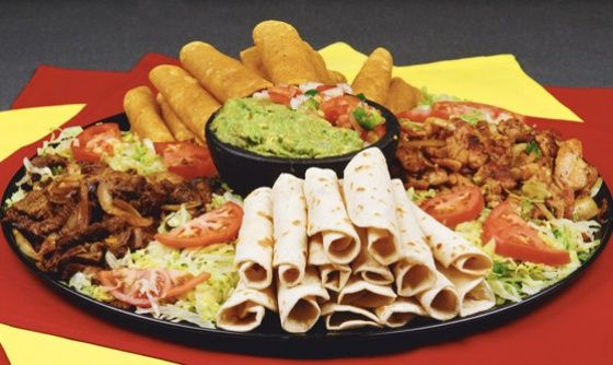food pictures | Fiesta Guadalajara - Is Mexican food Mexican?