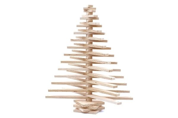 Christmas in #htfstyle Wooden Christmas tree