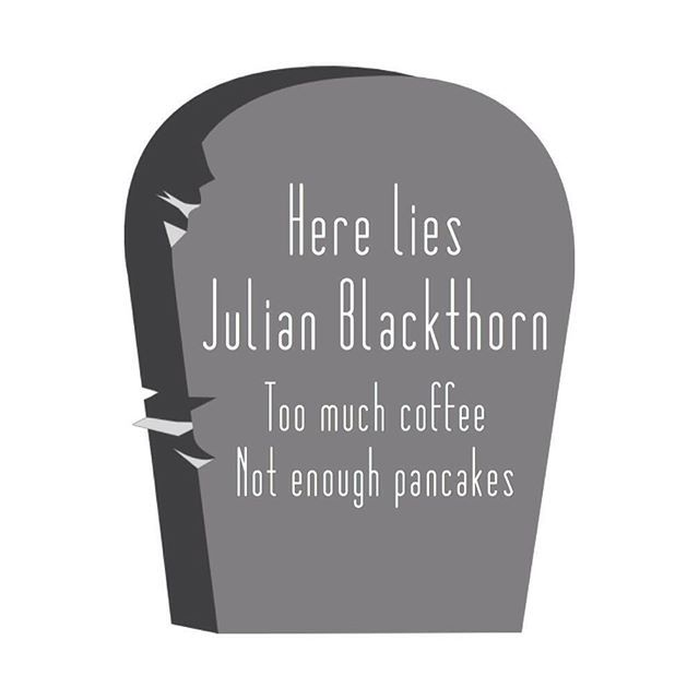 Raise your hand if you've read Lady Midnight and therefore understand this. P.S Julian isn't dead
