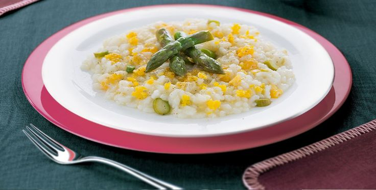 Risotto mimosa - http://www.piccolericette.net/piccolericette/risotto-mimosa/