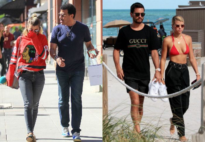 Daddy Dont Dig It: Lionel Richie Is Scared To Death That Teenage Daughter Dates Scott Disick