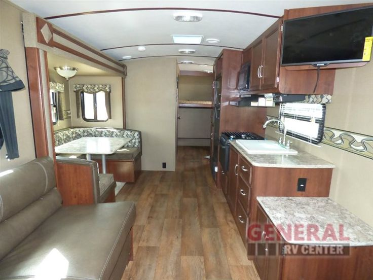 New 2015 Keystone RV Outback Terrain Ultra Lite 250TRS Travel Trailer at General RV | Birch Run, MI | #122246