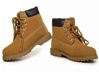 Fashion New Men's Timberland 6 Inch Boots Wheat Black $ 78.00