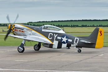 N251RJ - The Fighter Collection North American P-51D Mustang photo (117 views)
