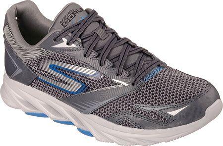 (33% Off) Men's Skechers Go Run Vortex Running Shoe – Charcoal/Blue Running Sneakers  http://www.myrunningdeals.com/shop/men/mens-skechers-go-run-vortex-running-shoe-charcoalblue-running-sneakers