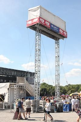 Wide Follow Spot Tower https://www.mega-stage.com/