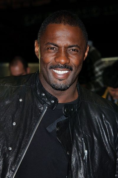 Gorgeous Idris -  Hackney (that's Great Britain by the by) born and raised Gives so much back Love!!