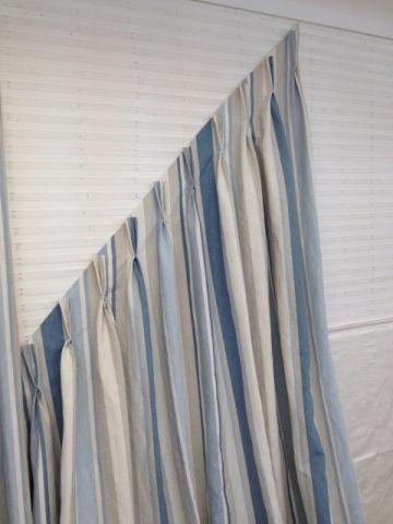 CUSTOM CURTAINS FOR APEX WINDOWS | Oceanair