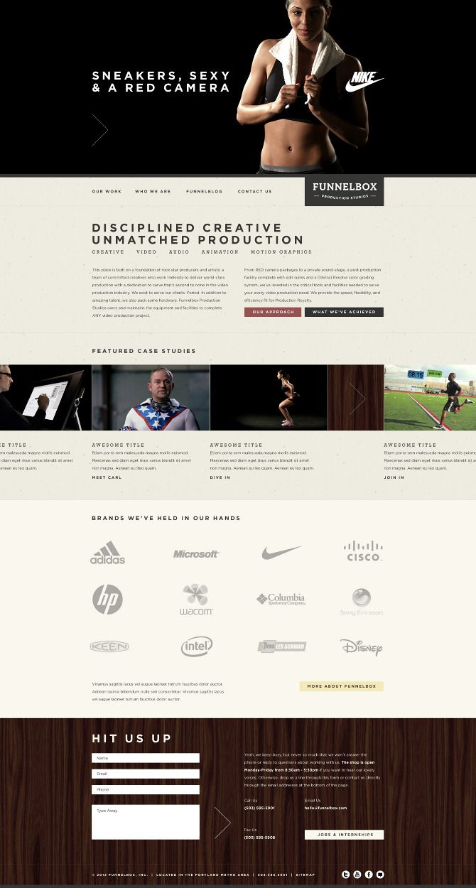 11 Best Images About Website Templates On Pinterest