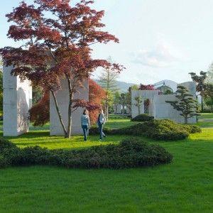 Tree museum-Enea Garden design 01