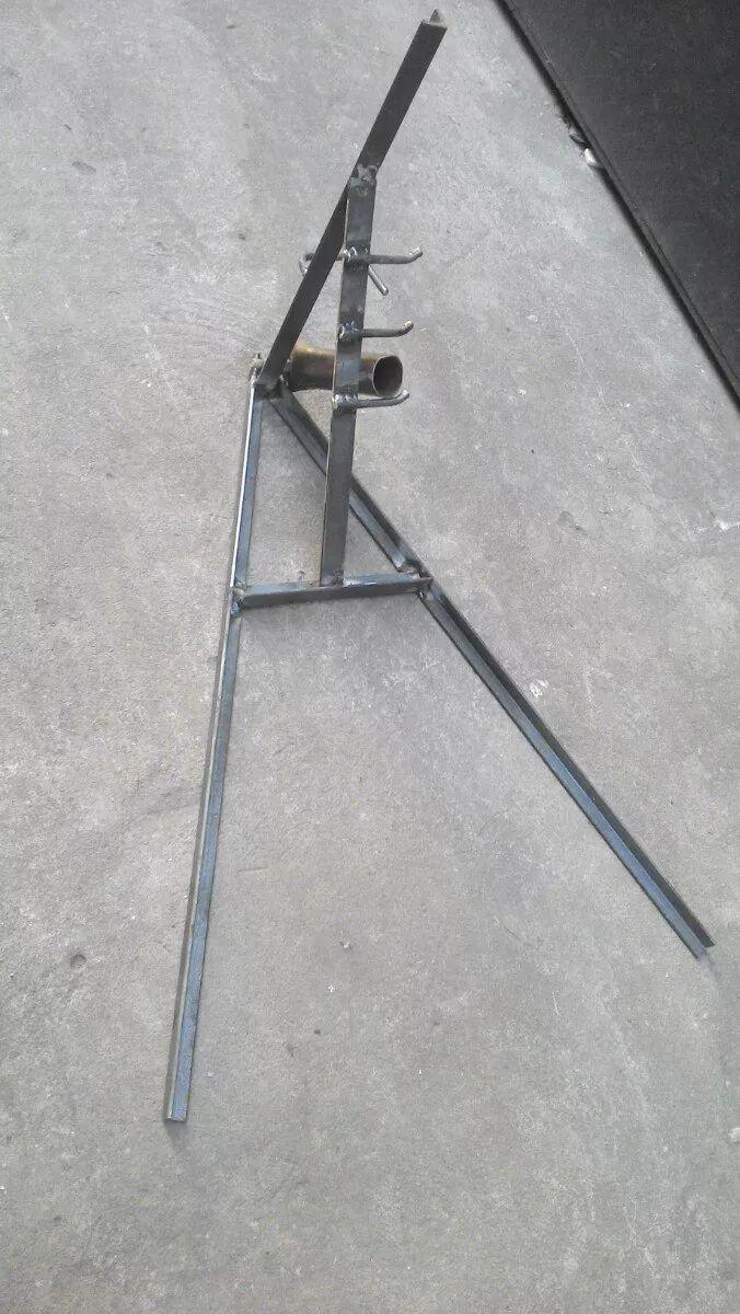 Regulador De Estaca Cruz Asador - $ 430,00