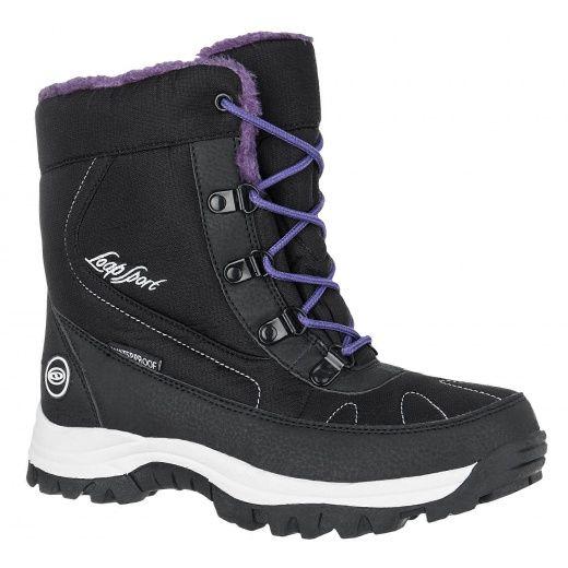 Dámské zimní boty FROST černá 38