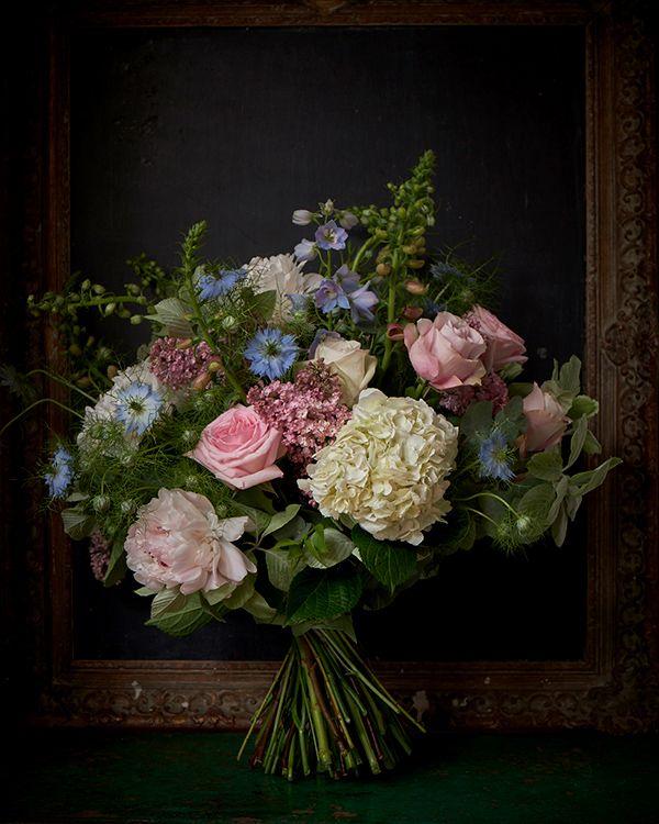 Our Flowers – Scarlet & Violet