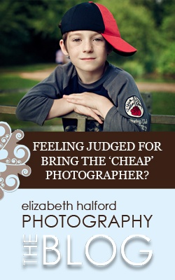 In this post, I talk about being the cheap photographer and the effect that it has on the photographers who consider themselves 'cheap'. Or even more importantly, the photographers who other photographers consider cheap.
