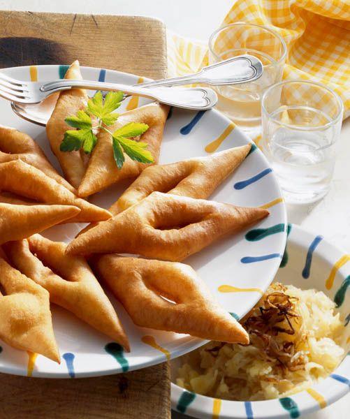 Uscăţele din aluat dospit - Retete culinare - Romanesti si din Bucataria internationala