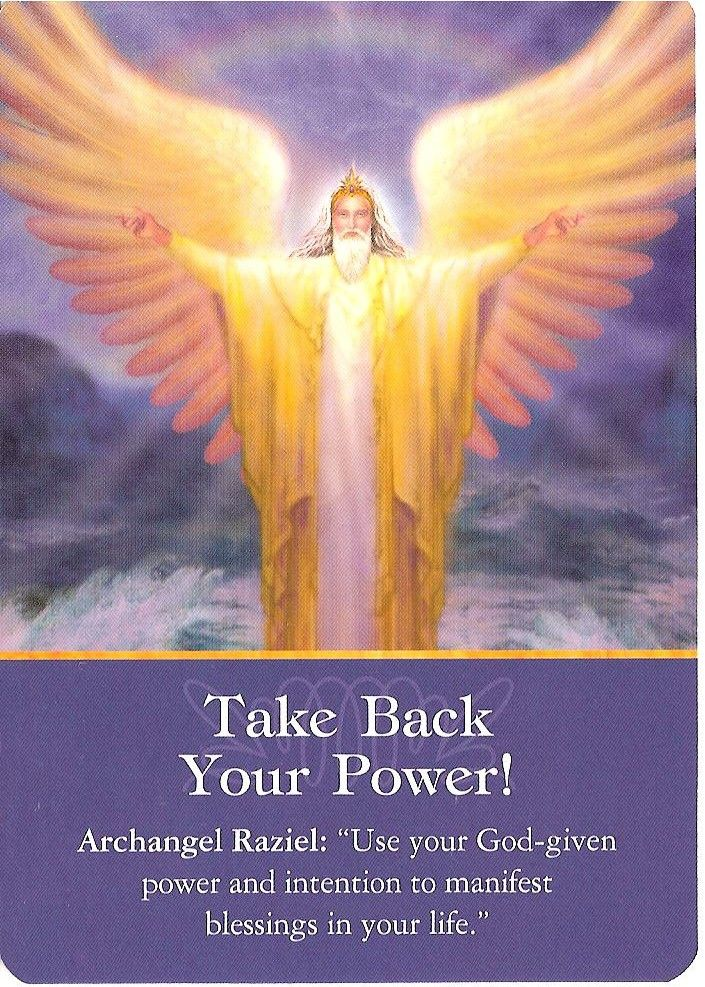 Archangel Oracle Cards Doreen Virtue | Mystic Wish