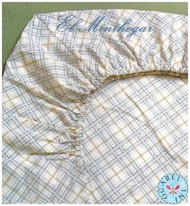 Tutorial - fitted bedsheet