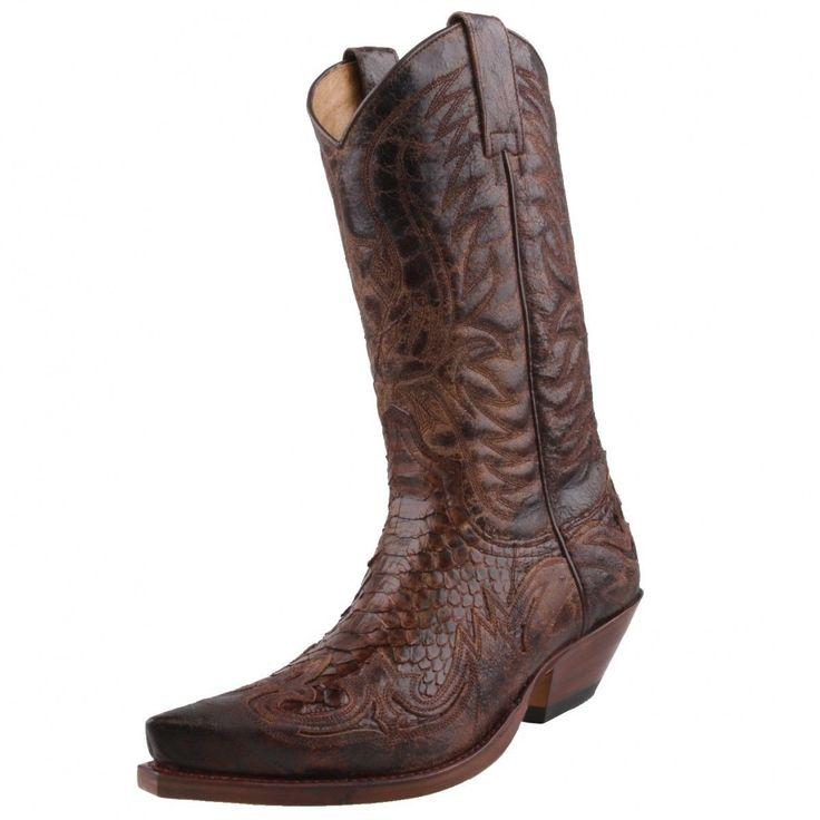 Neu SENDRA BOOTS Herrenschuhe 3241 Cowboystiefel Stiefel Python Leder Schuhe | eBay . . . . . der Blog für den Gentleman - www.thegentlemanclub.de/blog