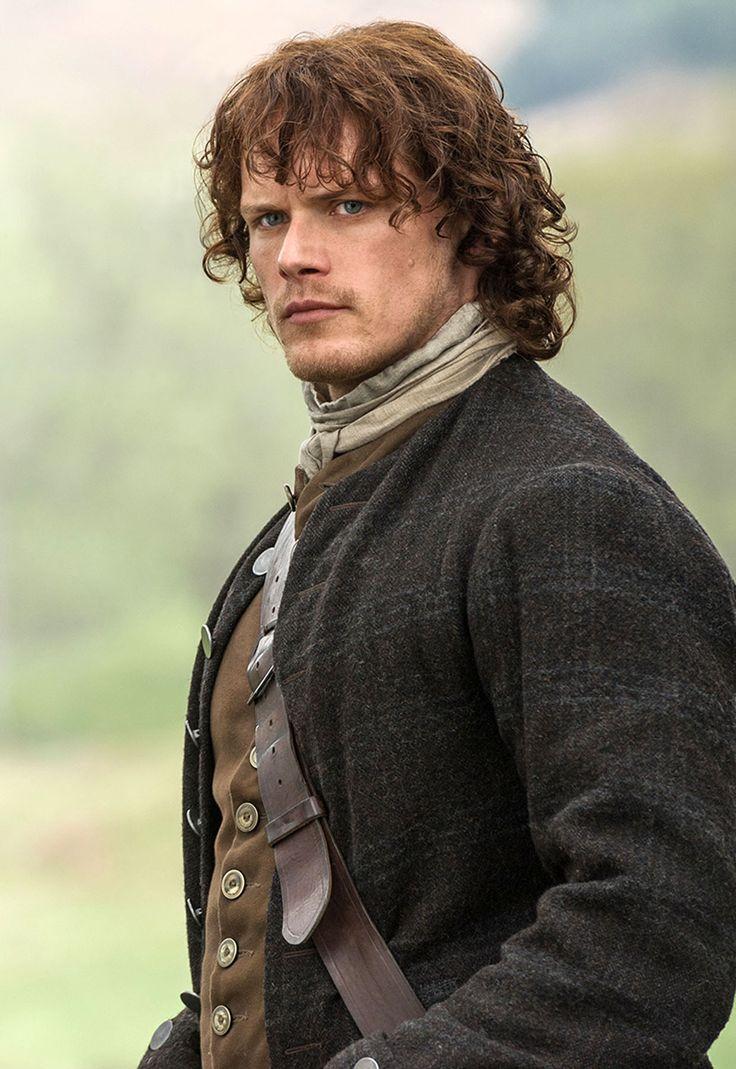 Outlander: Sam Heughan Talks Season 1, Scotland, and Black Jack ...