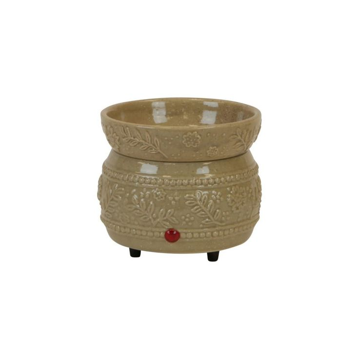 Sand Color 2 in 1 Candle Warmer - To Shop - https://www.allaboutyougifts.com/#cynthiablood