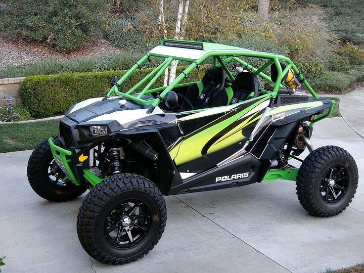 Rzr XP1000 Green #rzr