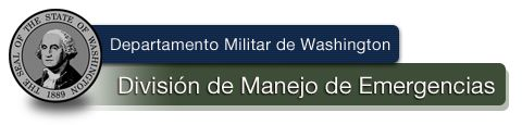 División de Manejo de Emergencias - Departamento Militar de Washington