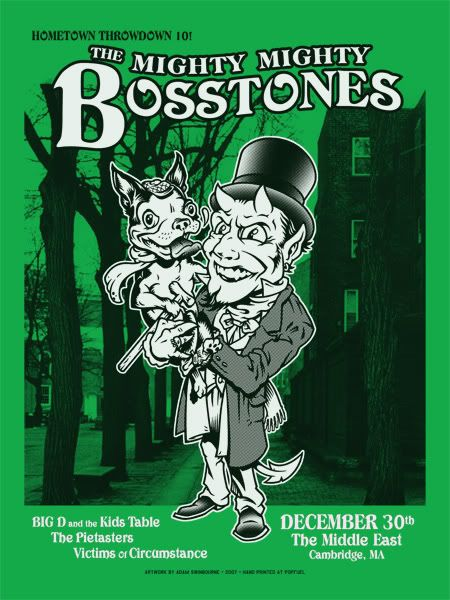 The Mighty Mighty Bosstones Perform The Impression That I