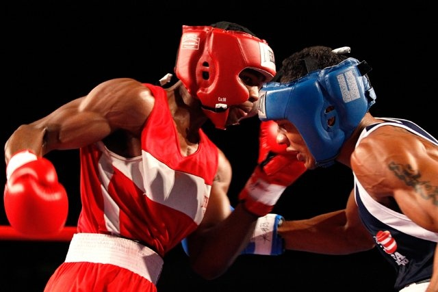 Amateur Boxing, I began competing at the age of 14, it was the sport that changed my life around
