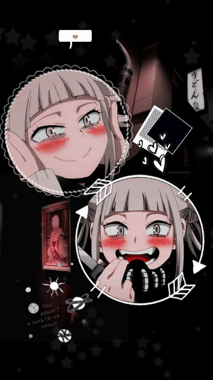 Toga Himiko mha Anime wallpaper, Cute anime wallpaper