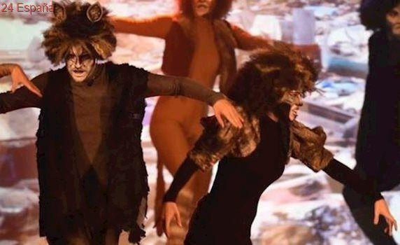 «El rey de la sabana, el león»: un musical al estilo Broadway en el Palau de les Arts