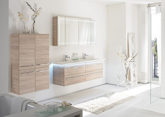 LEONARDO BAD 112 Brands furniture by Pelipal Badezimmer - badezimmer jakob