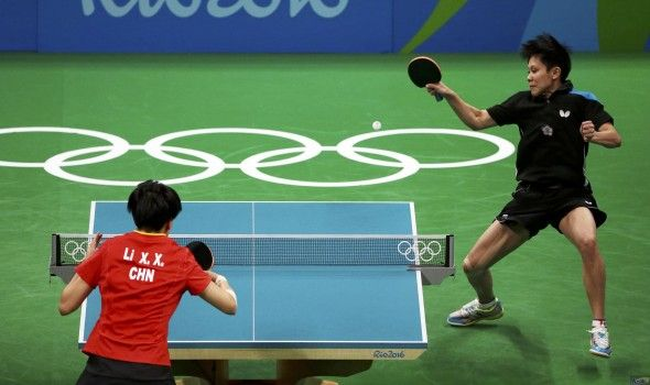 Results of table tennis team events at…