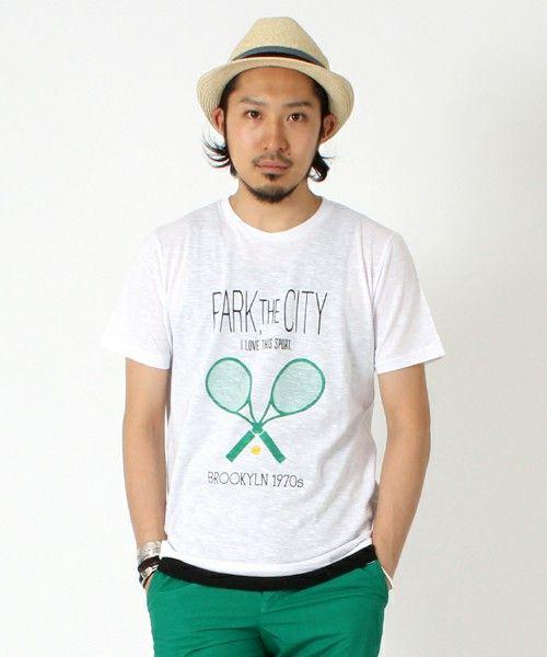 【セール】BEAMS(ビームス) | THE BROWN IVY / ロゴプリントTEE(Tシャツ・カットソー) - ZOZOTOWN