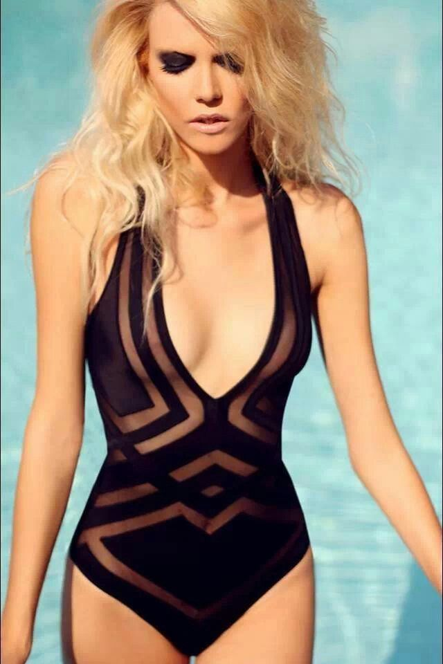 Beautiful swimmingsuit