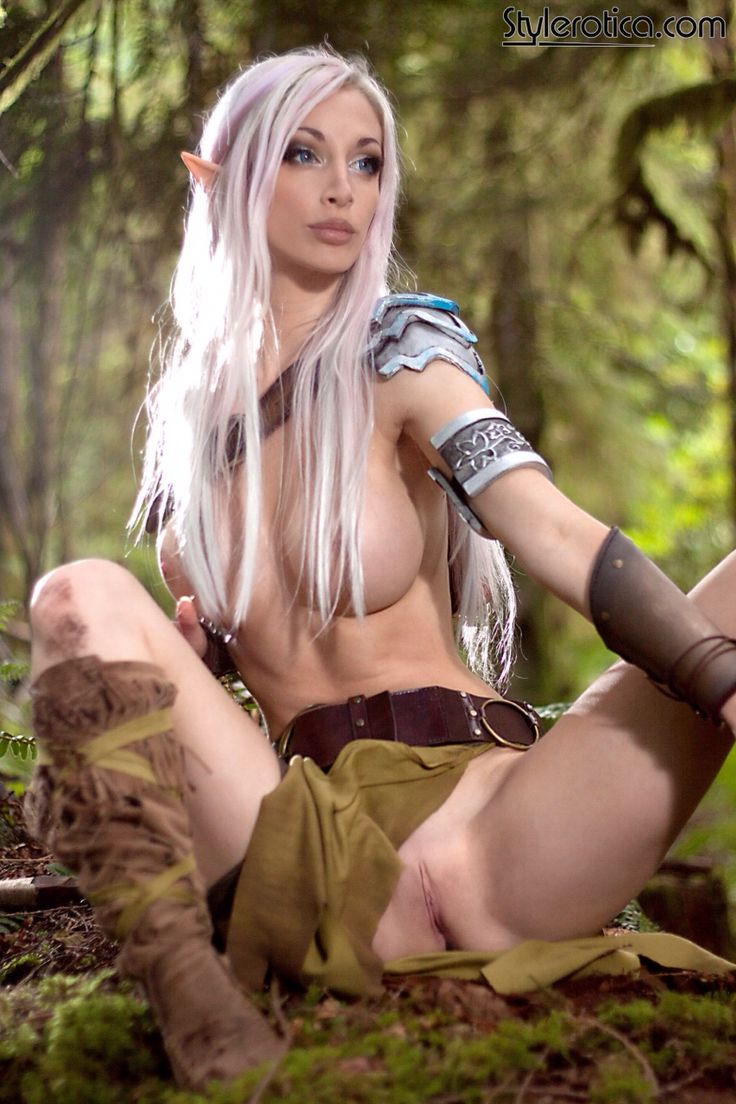 hot naked sexy elves