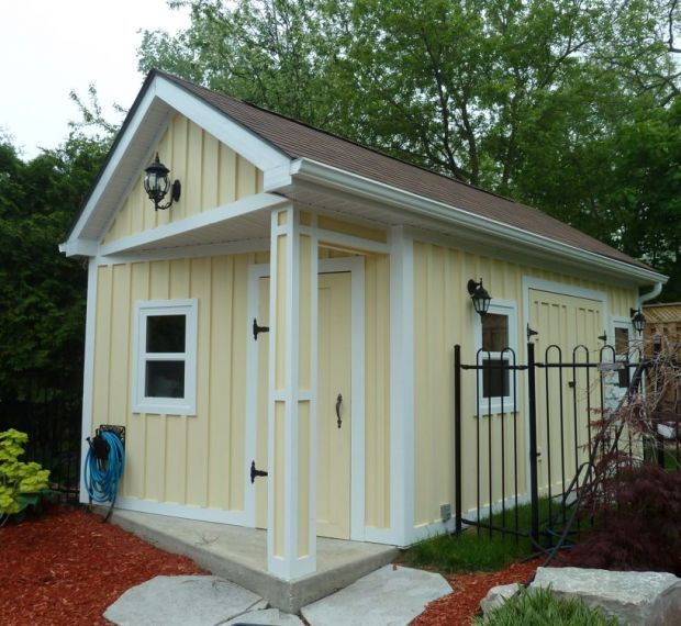 123 best board and batten cottages images on pinterest for Modern house siding solutions