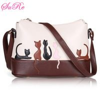 Women Crossbody Bags Animal Boston Bags Shoulder Messenger Bags