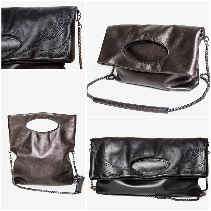 """""""Saint-Tropez"""" leather bag"""