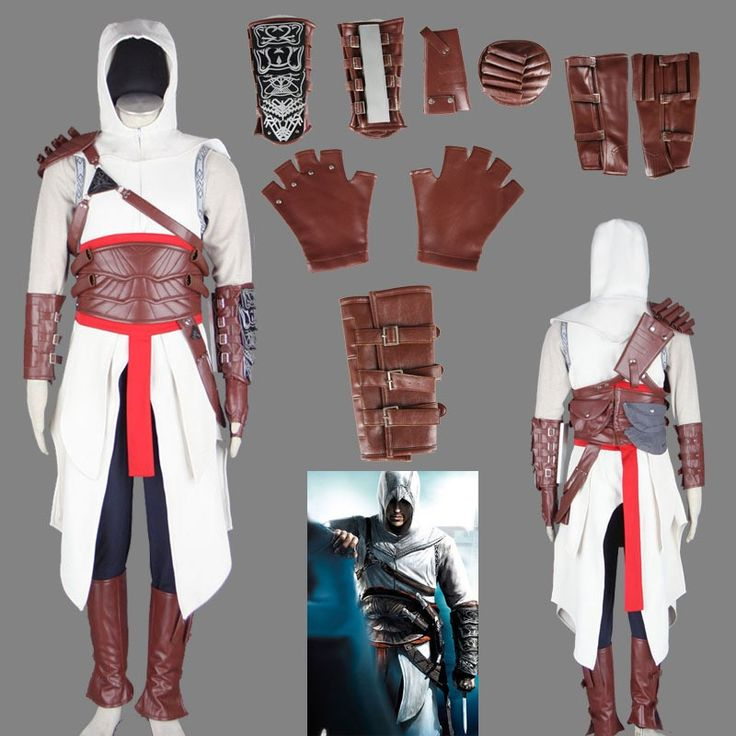 $199.28  Assassin's Creed Altair cosplay costume