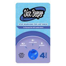 Disc Beeper- Quad Pack
