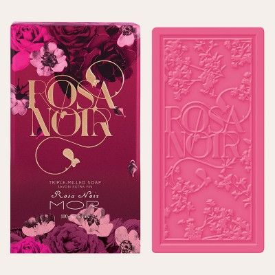 MOR - Rosa Noir Triple Milled Soap