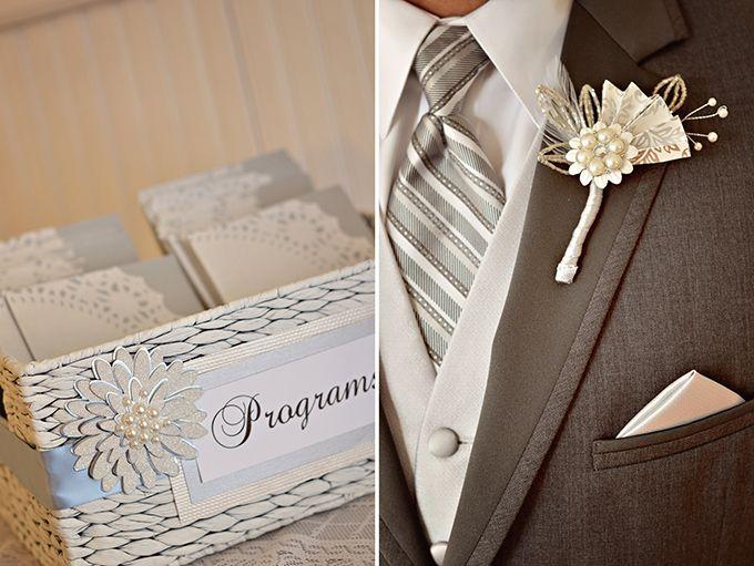 Silver and Blue Vintage Glam Wedding   Groom    Kismis Ink Photography #vintage #groom +  #silver + #blue #wedding  @WedFunApps wedfunapps.com