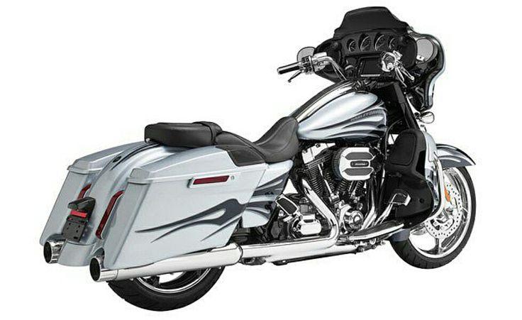 Harley-Davidson Recalls 185,272 Touring Motorcycles for Loose Luggage