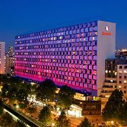 Marriott Rive Gauche Hotel & Conference Center in Paris, France - Home of the 3rd Annual 2013 European Convention