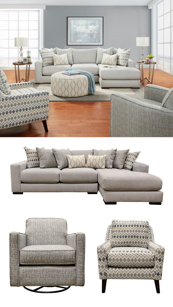Indulge Yourself In The Comfort And Style Of This Sofa Chaise