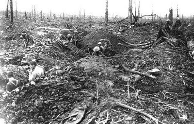 Historical Photos: WW1 1916 Battle of Delville Wood