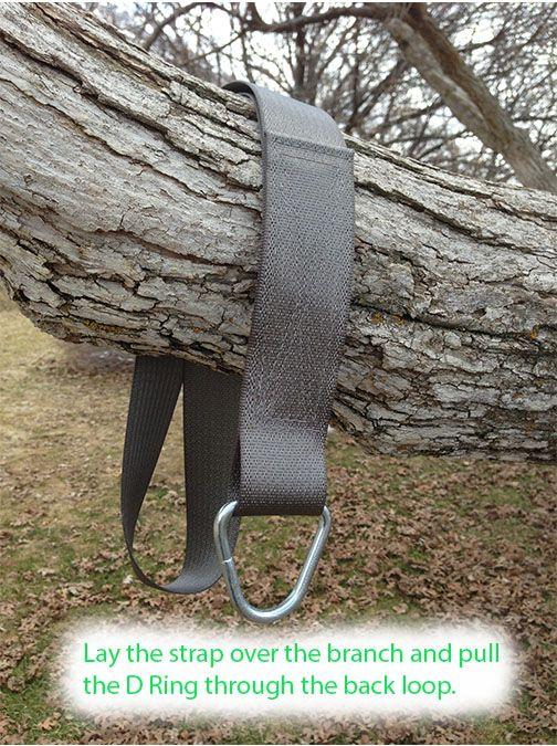 Hanging a Tree Swing