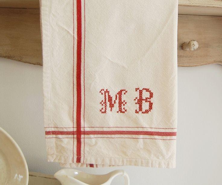 grain sack M and B